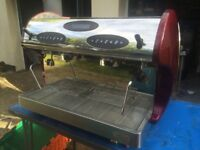 Commercial Carimali Coffee Machine double group head