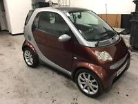Smart fourtwo passion