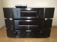 Marantz Amplifier, Tuner and CD player seperates