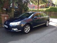 CitroenC5 Diesel Engine 1560 Mileage 74000 12 months mot nice car 3 owners from new £2300