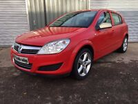 07 VAUXHALL ASTRA LIFE 1.6 PETROL **FULL12 MONTHS MOT** similar to golf focus corsa megane civic 308