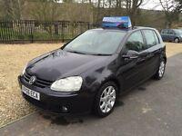 VOLKSWAGEN GOLF 2.0TDI GT Hatchback 5d 1968cc (black) 2006