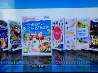 Nintendo Wii ltd ed 70+ Full games and loads of accessories