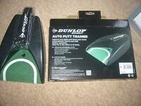 Golf putter trainer Dunlop
