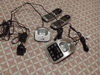 BT4600 Twin Phone