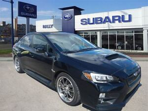 2016 Subaru WRX STi Sport Tech *Clean Carproof
