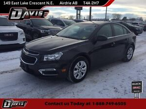 2016 Chevrolet Cruze Limited 1LT CRUISE CONTROL, AUXILLARY IN...
