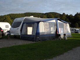 NR Executive full size caravan awning
