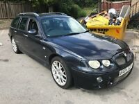 MG ZT-T 1.8 turbo petrol 04-plate! NO TAX OR TEST! GOOD RUNNER! 109,000 MILES! CLEAN CAR! £350!!