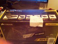 Corsair RMi Series RM850i 850W, 80 PLUS Gold, Fully-Modular, Corsair Link Enabled
