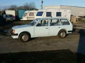 Vauxhall Astra Mk1 Estate 25k miles 1300 Mark 1 mk 1