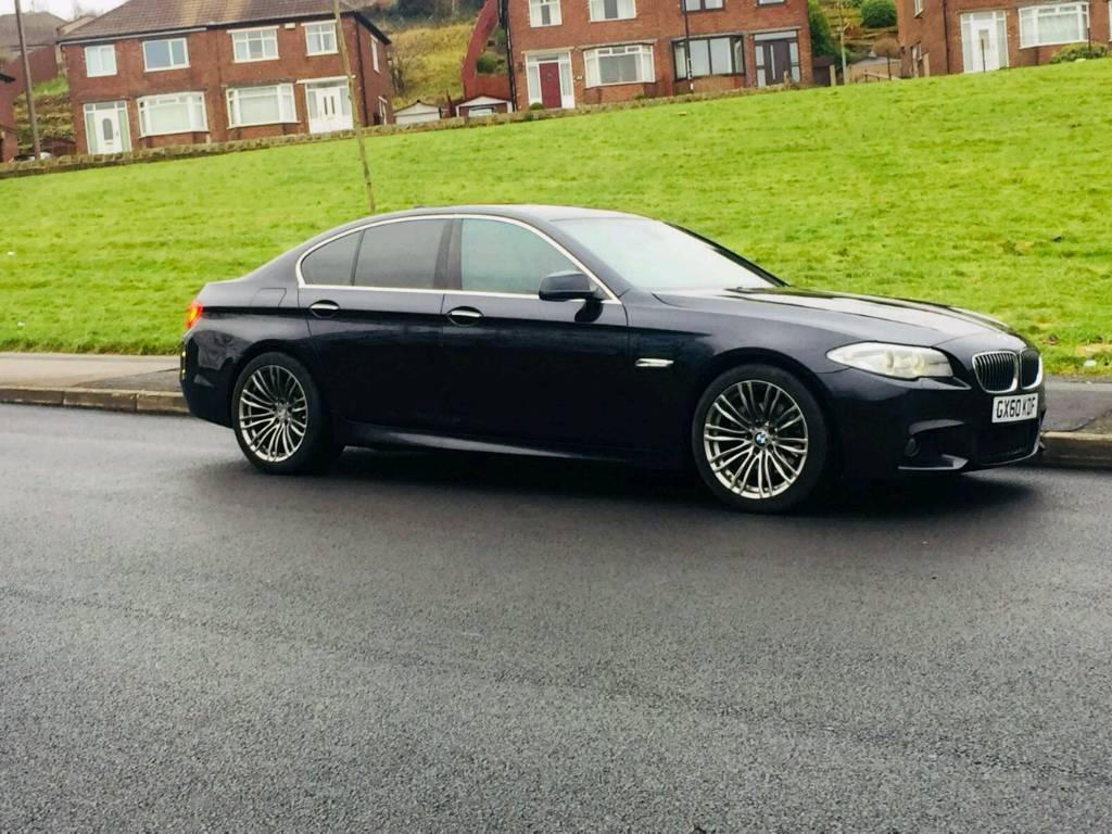 BMW 525D M SPORT F10 LEATHER INTERIOR M5 WHEELS NOT 535 530d 520d 330d 320d 335