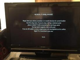 Sharp 32 HD TV