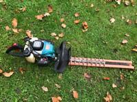 MAKITA EH561 petrol hedge cutter spares or repairs