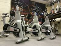 Star trac nxt spinning bike fuly serviced
