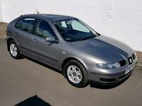 Seat Leon s 16v low miles trade in to clear