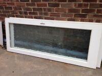 Glazed double sliding interior doors