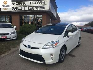 2012 Toyota Prius TECH PKG | SOLAR PANEL | NAV | NO ACCIDENTS!