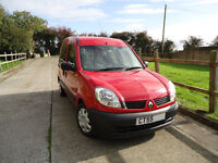 Renault Kangoo 1.5 dCi Authentique - 55 Plate - 55+ mpg - 5 Seats