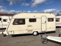 1997 choice of 5 Avondale classic 5 berth abi elddis swift caravan Can deliver