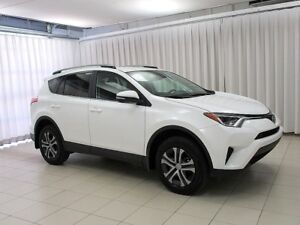 2017 Toyota RAV4 AT LAST, THE PERFECT CAR FOR YOU!! LE AWD SUV w