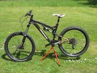 Nukeproof mega am 2014 155mm enduro mountain bike xc