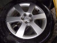 Hyundai Santa Fe Alloy Wheels