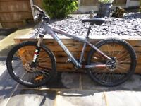 Mountain Bike - Scott Aspect 45, adult size small, used. Hard-tail. Disc brakes. 24 Speed.