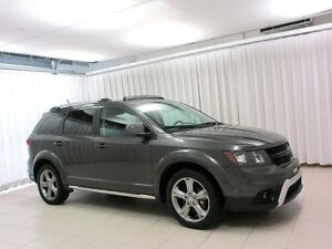 2016 Dodge Journey CROSSROAD AWD SUV 7PASS w/ HEATED SEATS, NAVI