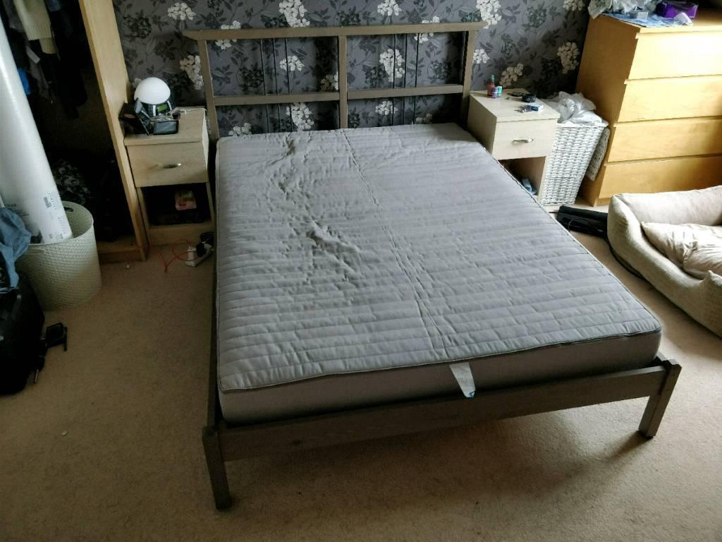 Ikea Rykene Bed 140 X 200