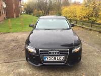 Audi A4 1.8 metallic black