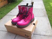 Boots Dr Martens size 5