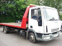 IVECO EUROCARGO TILT AND SLIDE RECOVERY 2006