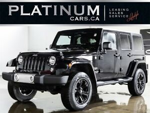 2014 Jeep Wrangler UNLIMITED SAHARA, NA