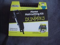 Wahl hair cutting kit for dummies