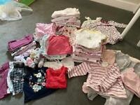 Baby girl clothes 0-3 month