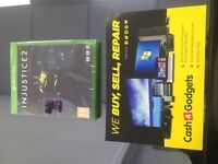 Injustice 2 BRAND NEW SEALED XBOX ONE!