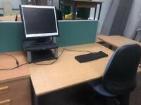 1200mm x 800mm Office Desk