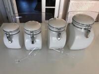 Brand new storage jars
