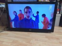 **LG**42 INCH LCD TV**FREEVIEW**HDMI PORTS**HD TV**FULLY WORKING**NO OFFERS**