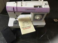 Singer sewing machine. Model 8019.