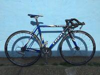 Trek SL Road Bike Aluminum Carbon Fork Shimano 105 Ultegra