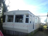 Static caravan (mobile home) willerby