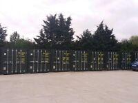 Self Storage container 20 x 8ft - £100 PCM (NO VAT)