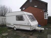 1992 abi celebration 2 berth caravan