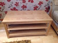 TV Stand/Coffee Table Wooden