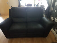 TWO 2 SEATER RECLINING SOFAS
