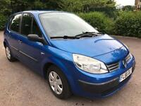 RENAULT SCENIC 1.5 DCI LOW MILES CHEAP CAR NOT FORD C MAX NOT HYUNDAI PEUGEOT