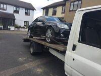 car transportation service, breakdown recovery