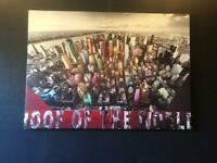 New York skyline - canvas